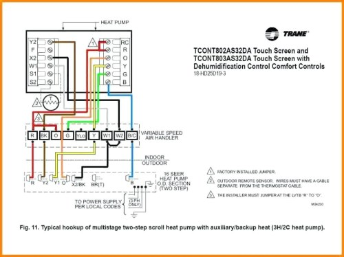 small resolution of 2 stage heat pump wiring diagram