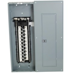 Homeline Load Center Wiring Diagram Motorcycle Rear Brake Light Switch 200 Amp Square D Panel Sample  