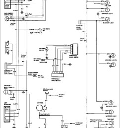 stop light wiring 1985 nissan pickup data wiring diagram 1985 nissan pickup wiring diagram [ 1000 x 1437 Pixel ]