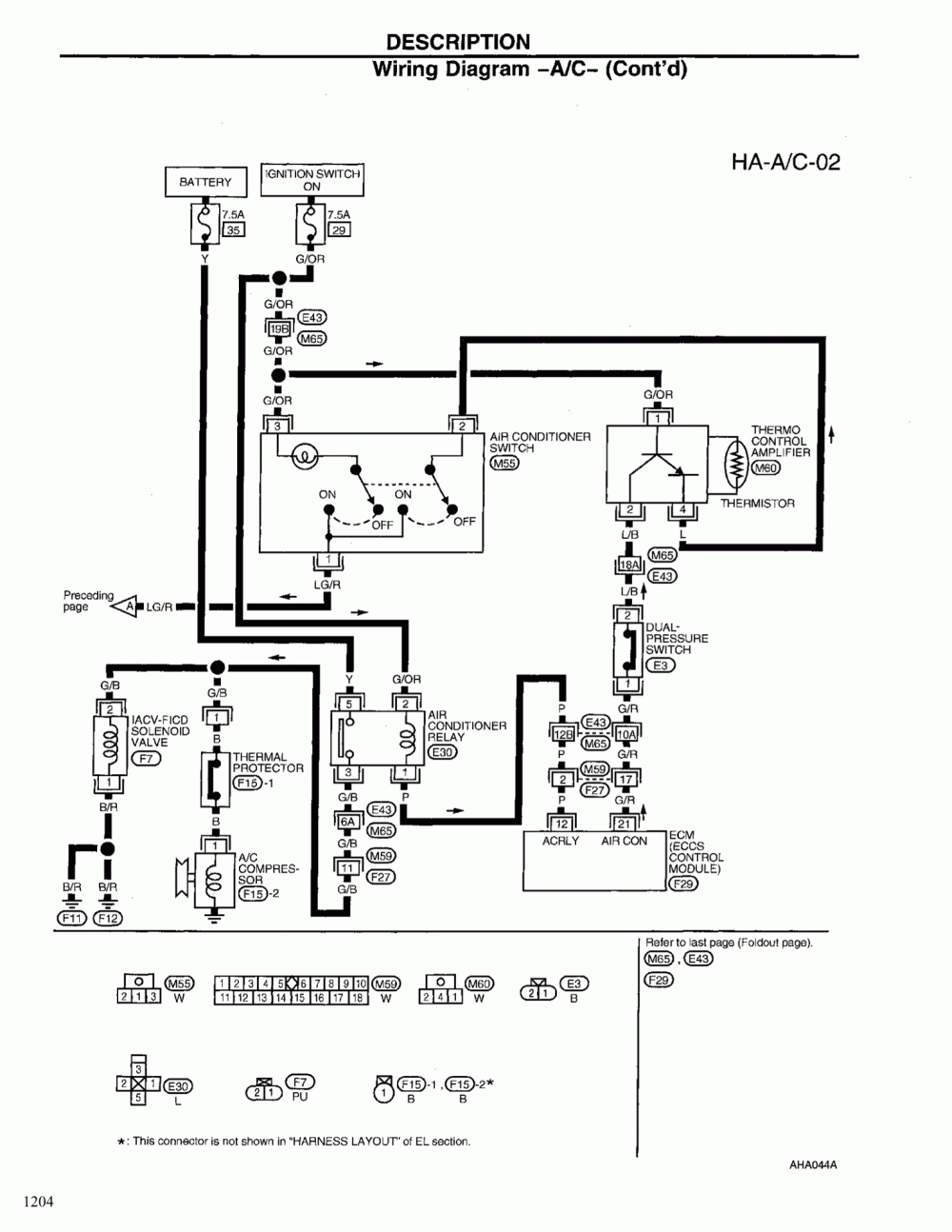 medium resolution of 2000 nissan frontier wiring diagram collection 2006 nissan frontier engine diagram 2004 nissan frontier wiring
