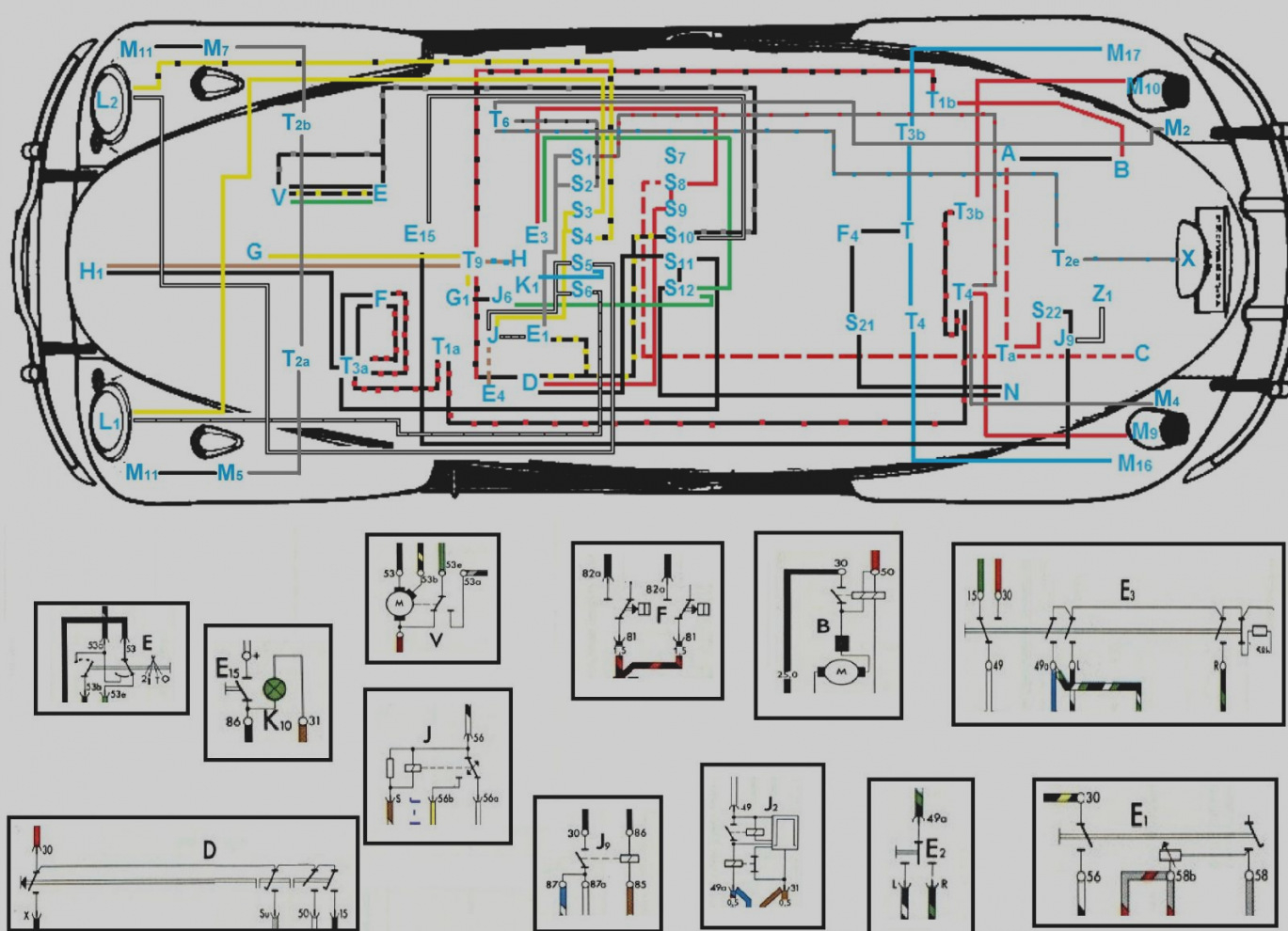 1969 vw beetle ignition coil wiring diagram 1988 honda crx 2001 gallery sample