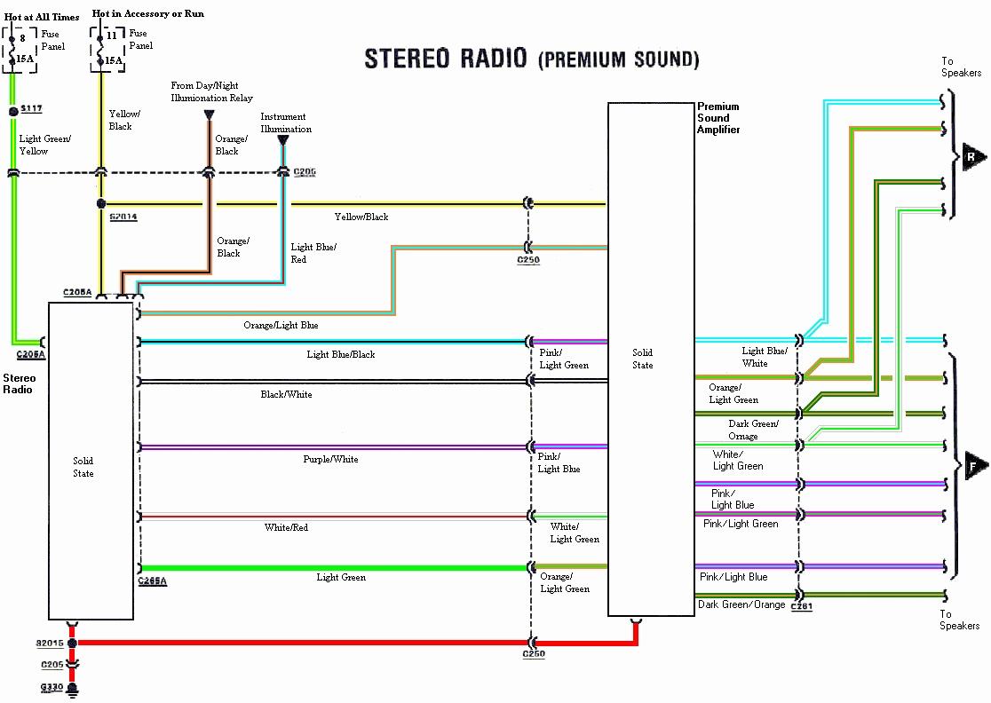 hight resolution of 2003 mustang radio wiring diagram download full size of wiring diagram 2003 ford explorer radio