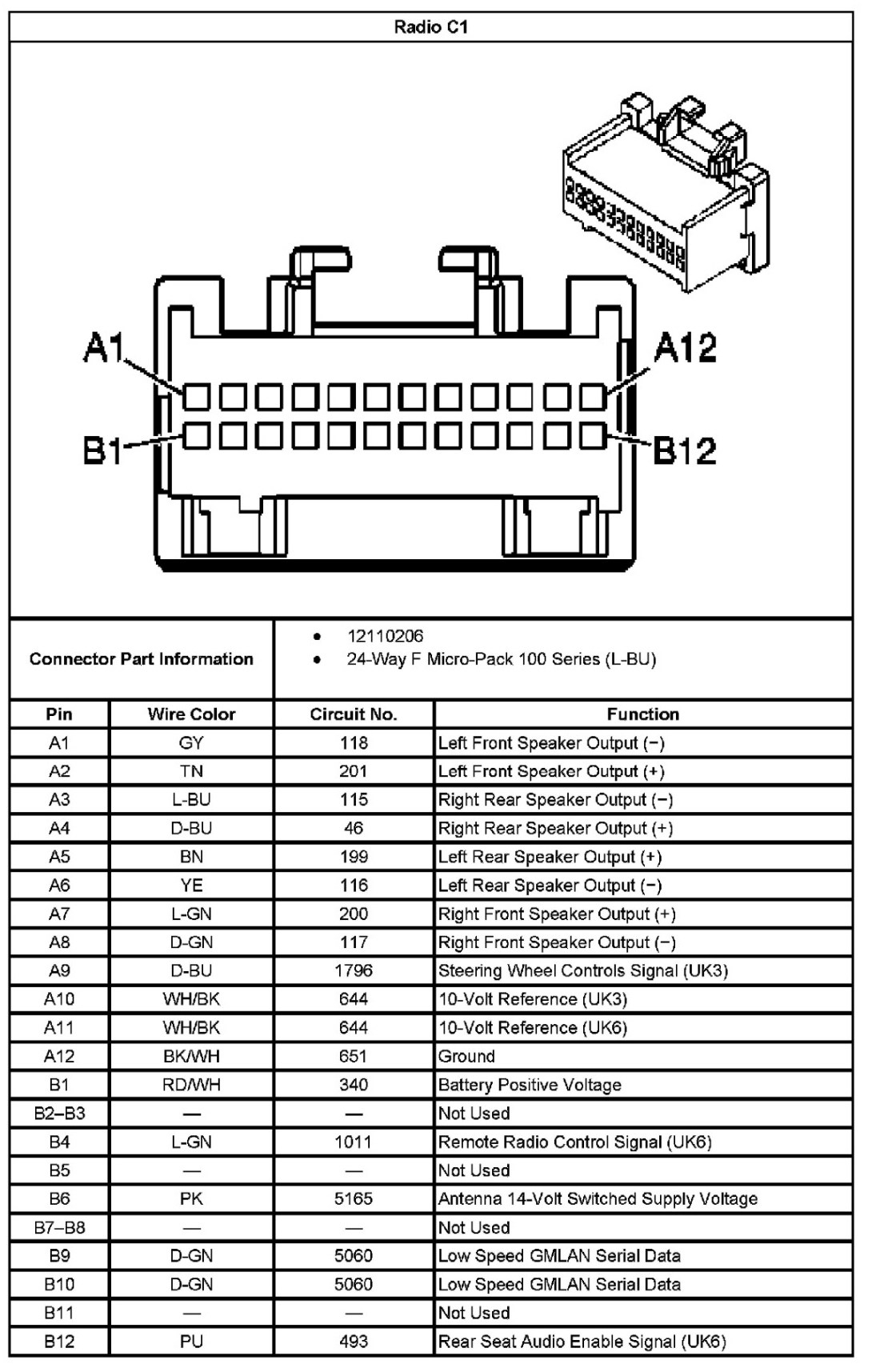 2004 silverado bose radio wiring diagram 2007 pontiac vibe 2003 collection