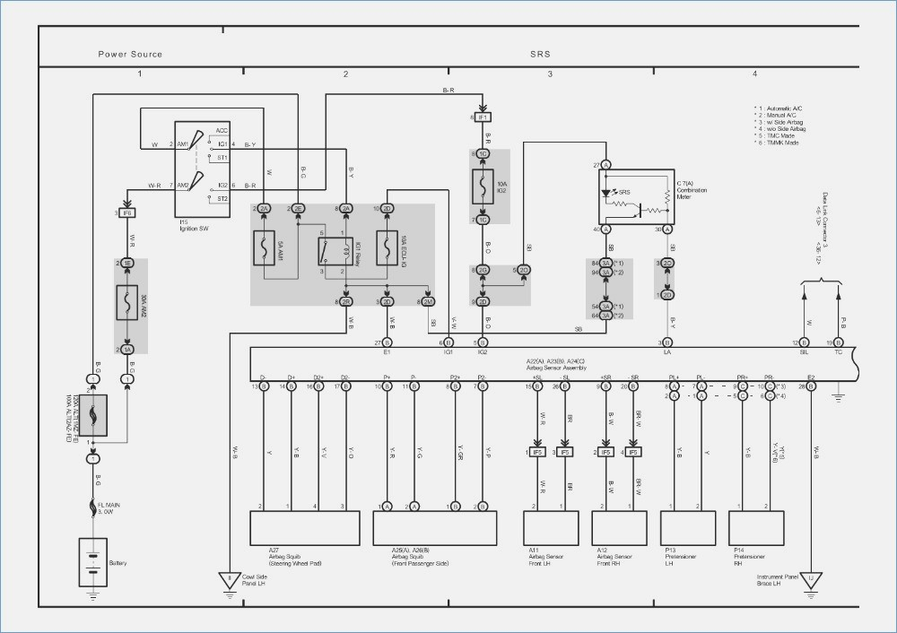 Wiring Diagram Toyota Sequoia. . Wiring Diagram