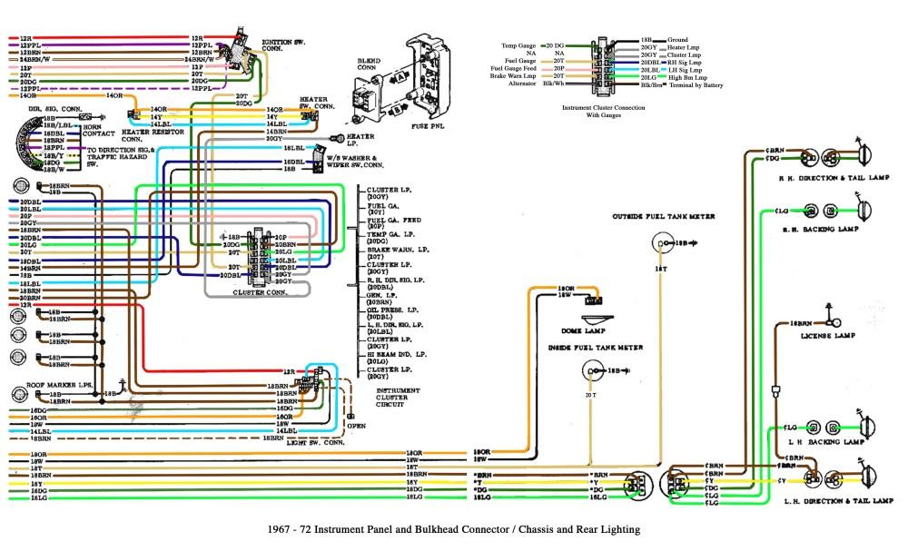 medium resolution of 2004 silverado dash diagram wiring diagram services u2022 rh wiringdiagramguide services under dash wire color codes