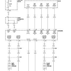 2004 Dodge Durango Stereo Wiring Diagram Fan Relay Library Dakota Radio Collection 2003 2