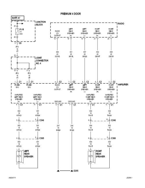 small resolution of 2004 dodge dakota radio wiring diagram collection 2003 dodge durango radio wiring diagram 2