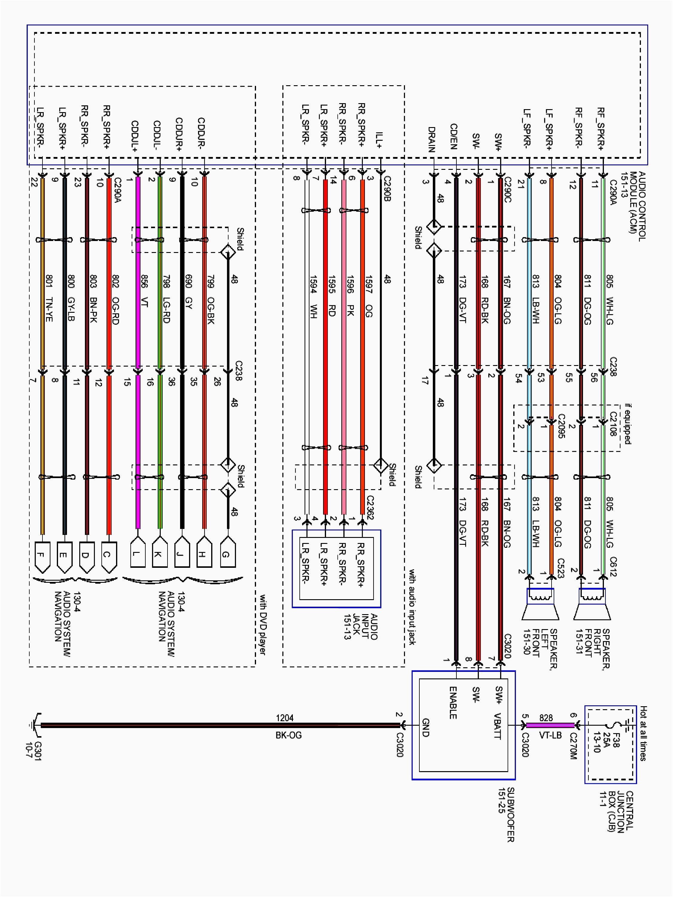 Mini Cooper Stereo Wiring Diagram