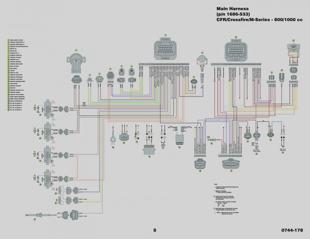 hight resolution of 2005 330 polaris wiring diagram