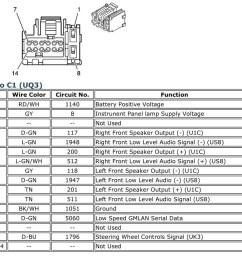 2005 vibe fuse box diagram [ 1023 x 934 Pixel ]