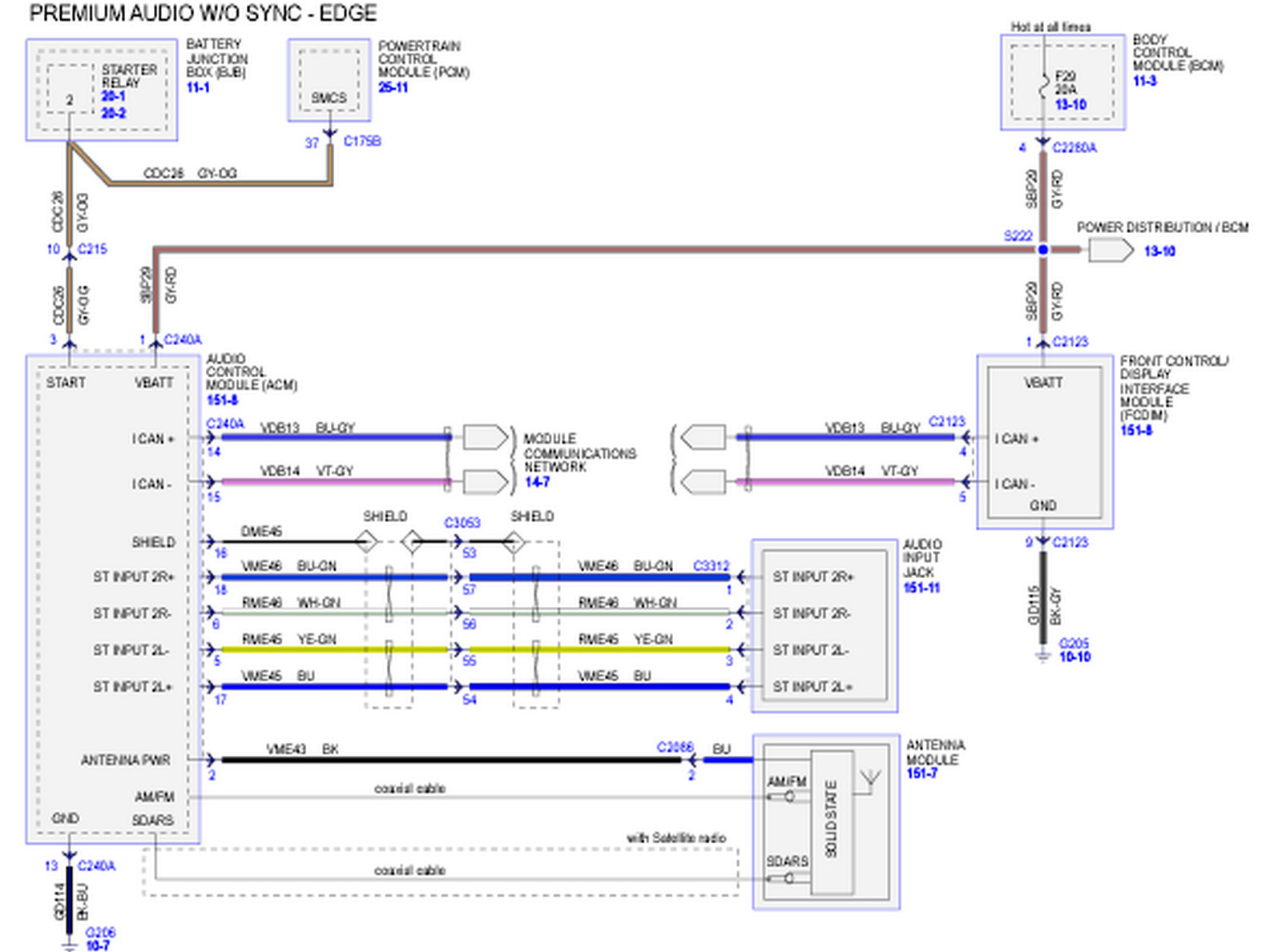 hight resolution of 2008 ford fusion radio wiring diagram gallery wiring diagram sample rh faceitsalon com