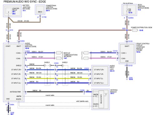 small resolution of 2008 ford fusion radio wiring diagram gallery wiring diagram sample rh faceitsalon com
