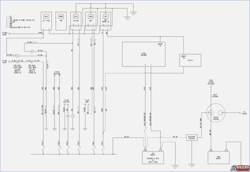 2017 Polaris Ranger 900 Wiring Diagram
