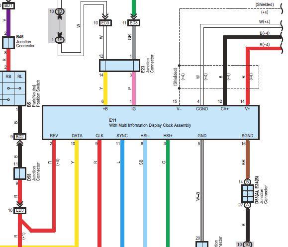 2012 toyota tundra wiring wiring diagram rh s45 rc helihangar de 2012 toyota tundra backup camera wiring diagram 2012 toyota tundra radio wiring diagram