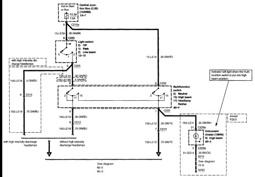 small resolution of 2014 ford focus wiring diagram