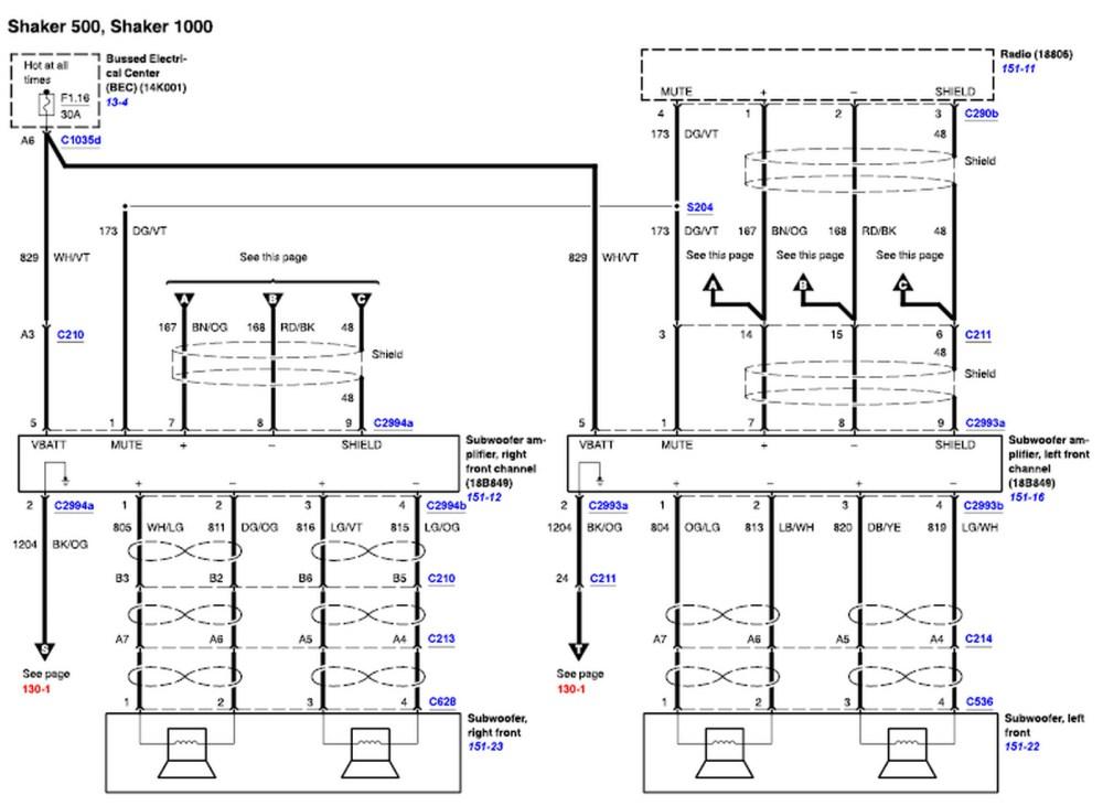 medium resolution of 2016 ford fusion radio wiring diagram