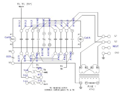 small resolution of 3 phase motor starter wiring diagram pdf download wiring