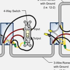 Simple 3 Way Switch Wiring Diagram For Pioneer Avh P1400dvd Pdf Collection