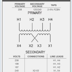 480v To 120v 240v Transformer Wiring Diagram 2001 Chevy Tahoe Speaker 480 Volt 120 Sample  