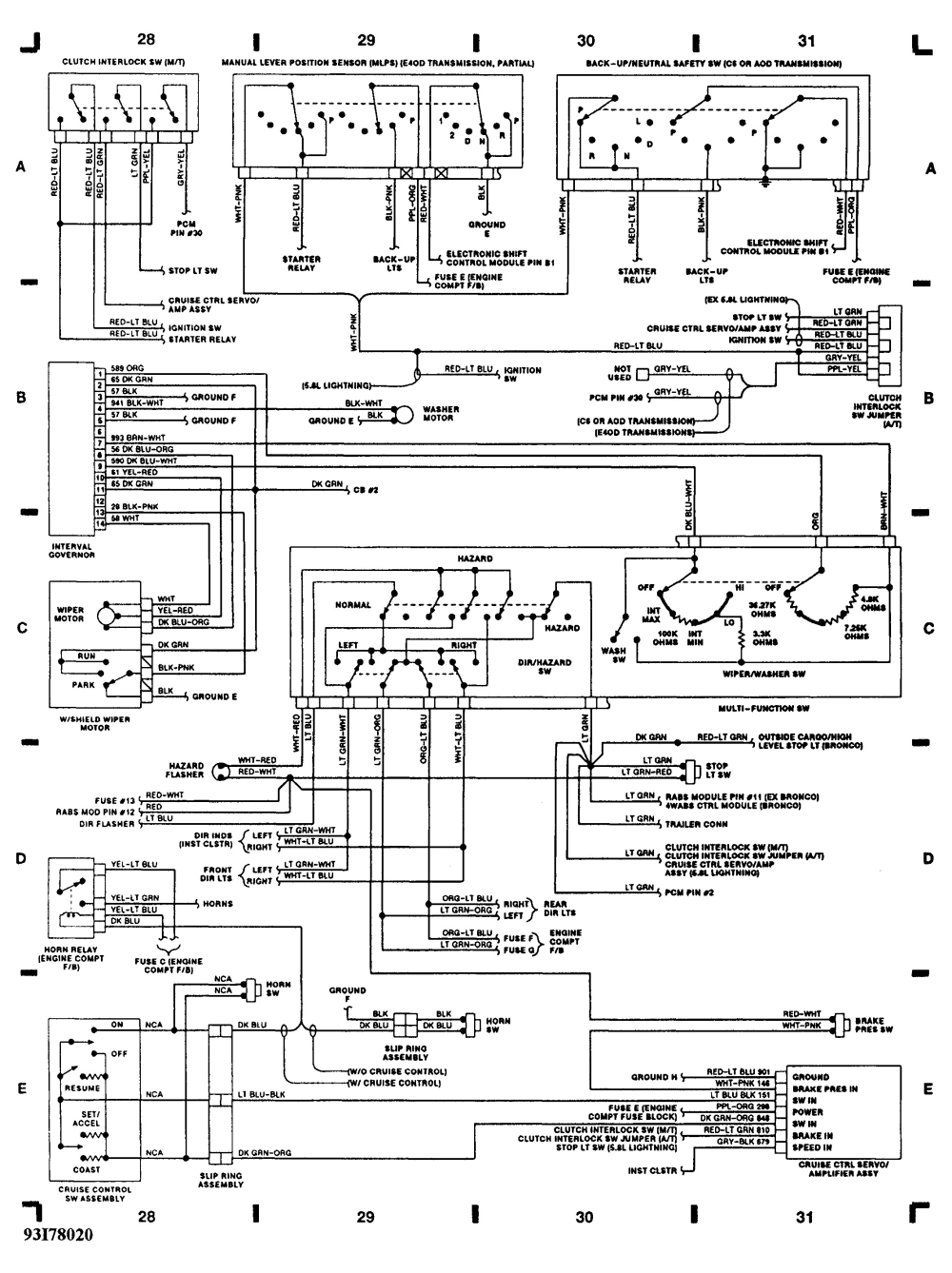 medium resolution of ficm wiring diagram wiring diagram dat 04 f250 ficm wiring diagram