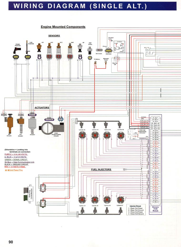 hight resolution of 2006 ford 6 0 wiring diagram wiring diagram schematics 2005 chevy aveo engine wiring harness ford 6 0 wiring harness