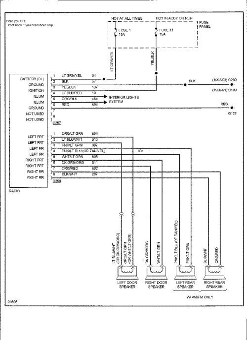 small resolution of 94 ford explorer radio wiring diagram download 94 ford ranger radio wiring diagram hd dump