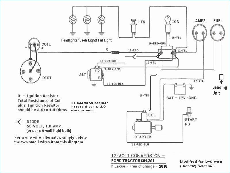 ford 8n 12v conversion wiring diagram lumbar spine labeled 9n distributor 12 volt collection sample9n download