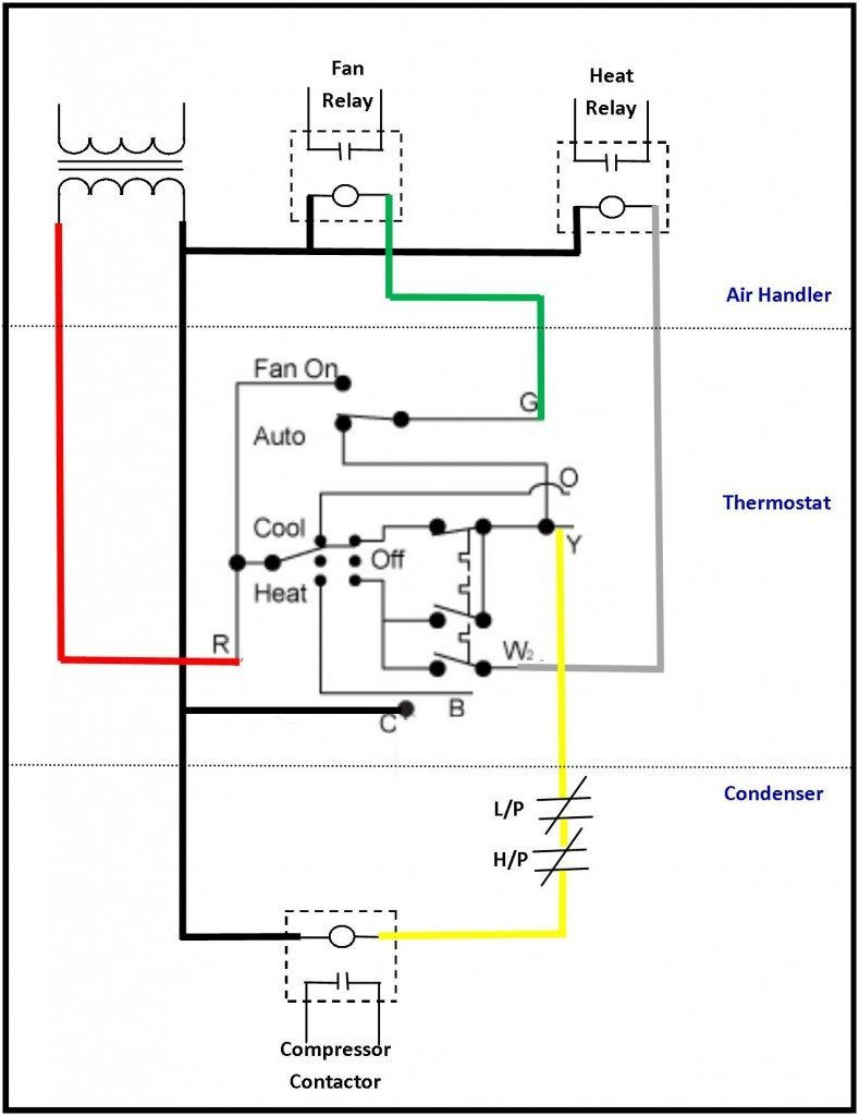 medium resolution of hvac indoor fan relay wiring schematic wiring diagram paperhvac relay wiring 14