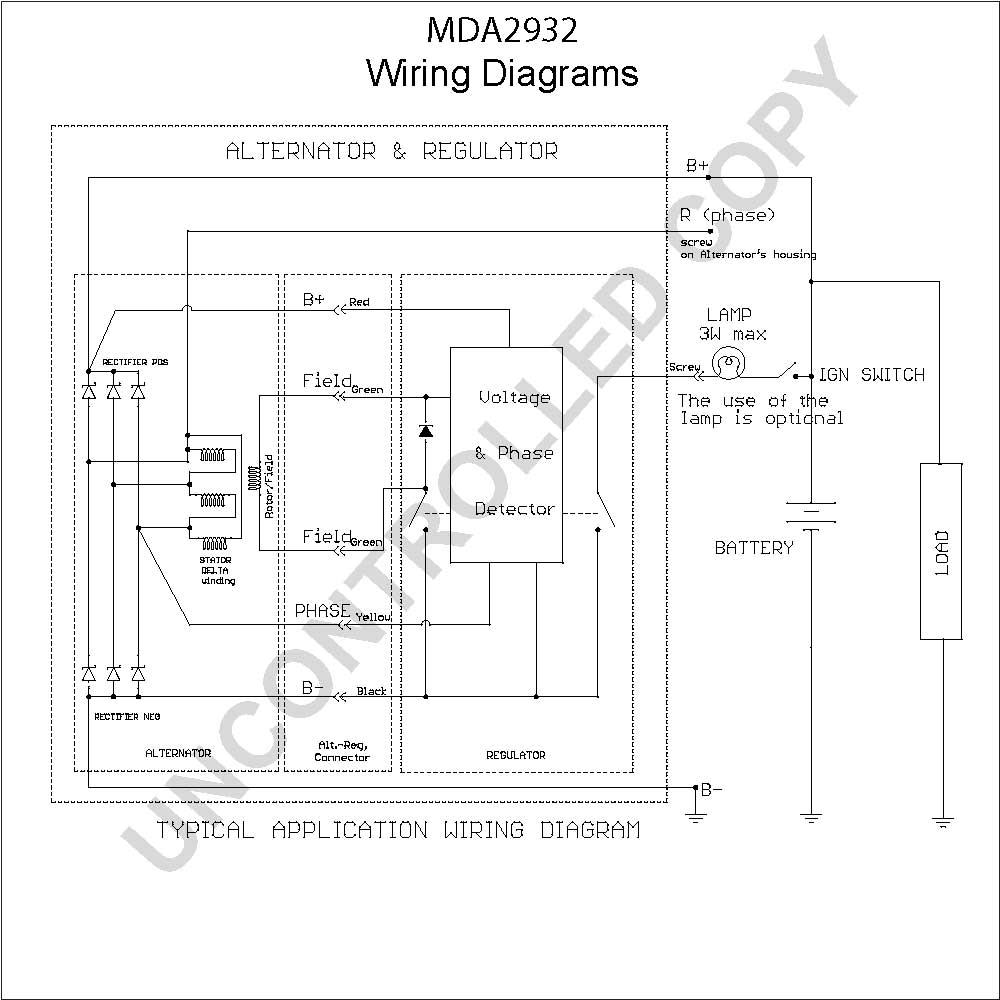 medium resolution of ac delco alternator wiring diagram sample wiring diagram sample rh faceitsalon com delco ac delco radio