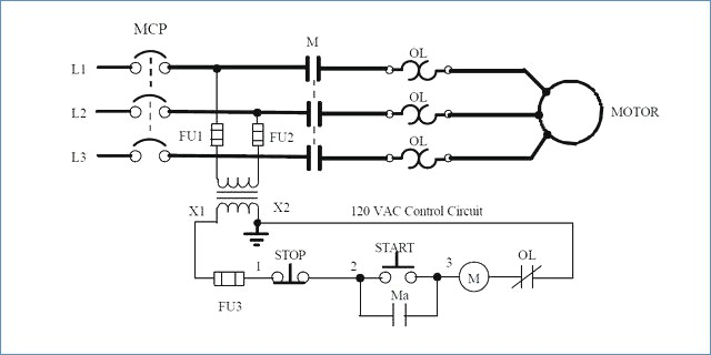 509 Motor Starter Wiring Diagram   Wiring Schematic Diagram on
