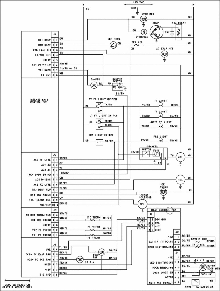 hight resolution of amana ptac wiring diagram download amana dryer wiring diagram parts schematic 10 s