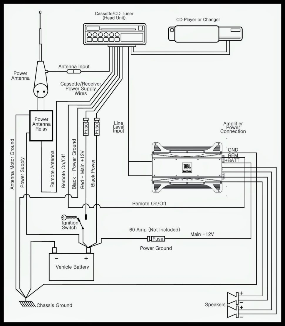 hight resolution of amp power step wiring diagram collection jbl car audio wiring diagram installation circuit with speaker