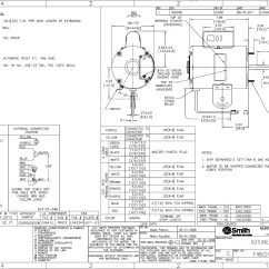 2 Speed Fan Wiring Diagram 4age 20v Distributor Ao Smith Motor Collection