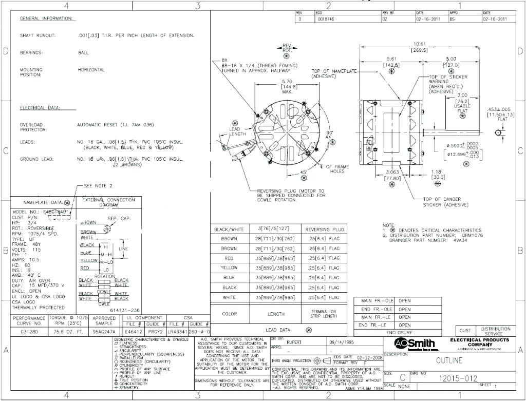 hight resolution of ao smith boat lift motor wiring diagram collection ao smith blower motor wiring diagram 1
