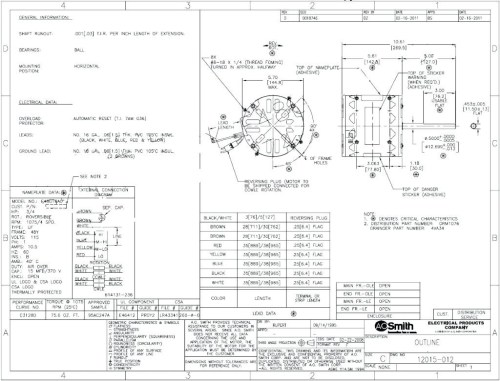 small resolution of ao smith boat lift motor wiring diagram collection ao smith blower motor wiring diagram 1