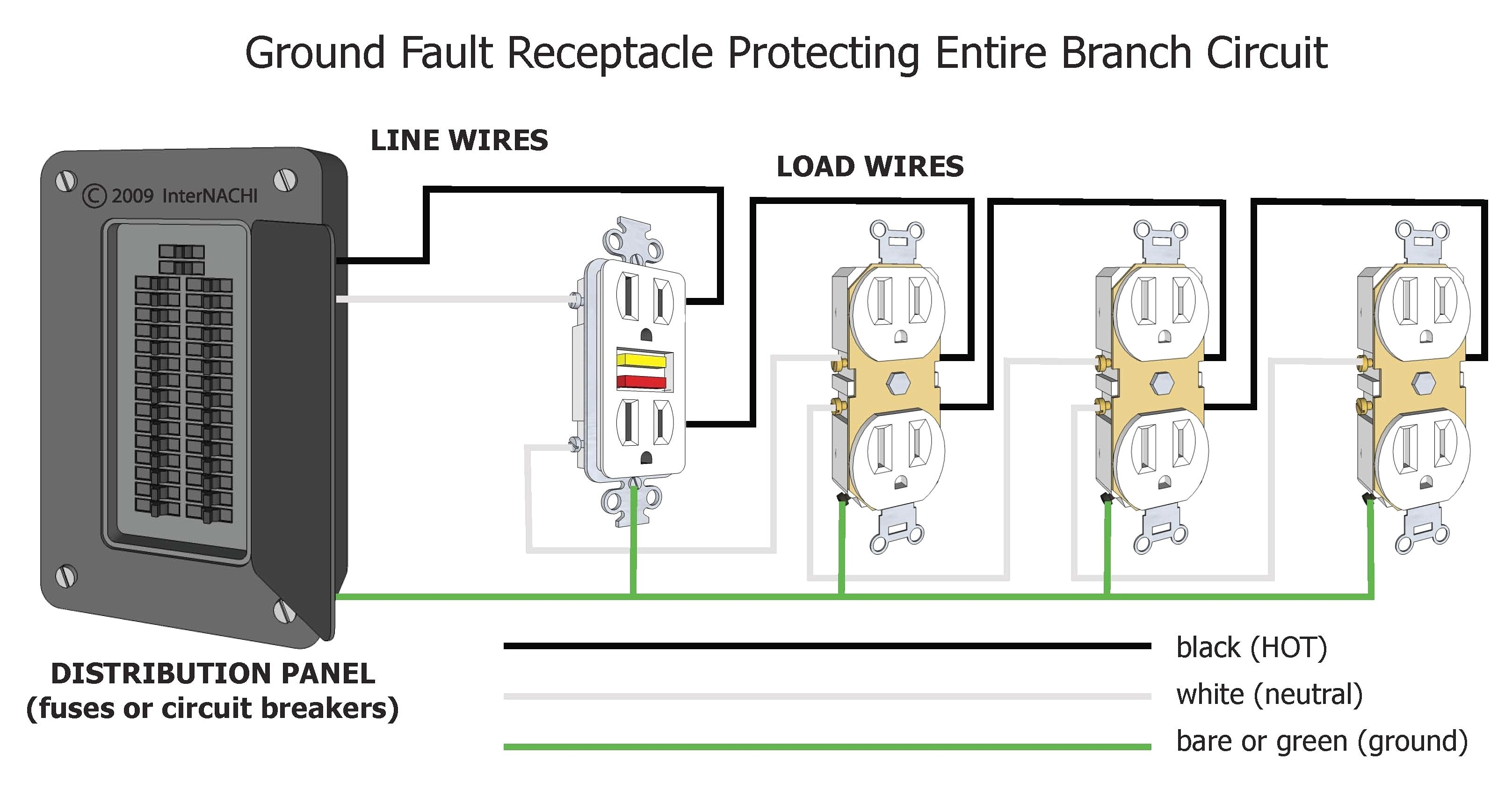 arc fault circuit breaker wiring diagram how to read a collection