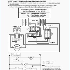 Electrical Lighting Contactor Wiring Diagram Harley Davidson Asco 917 Gallery Sample