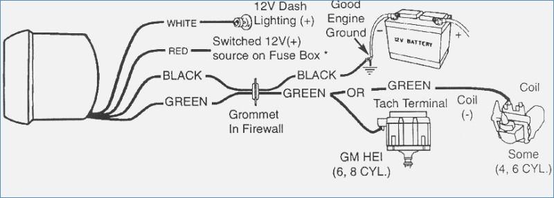 Autometer Gauges Wiring Diagram. Wiring. Wiring Diagrams