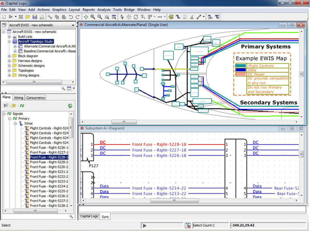 automotive wiring diagram software school bus parts auto gallery sample download beautiful capital logic circuit design mentor graphics