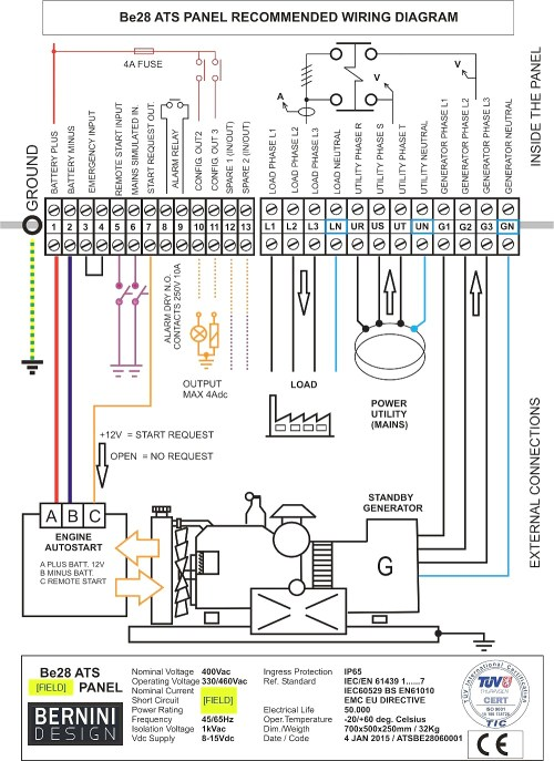 small resolution of automatic standby generator wiring diagram download generac generator wiring diagram 16 k