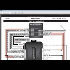 Directed Electronics Wiring Diagrams Fan Light Diagram Australia Avital 4x03 Remote Start Download