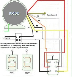 thread single phase induction motor wiring help needed wiring single phase motor switch wiring diagram switch single phase motor wiring diagrams [ 800 x 1105 Pixel ]