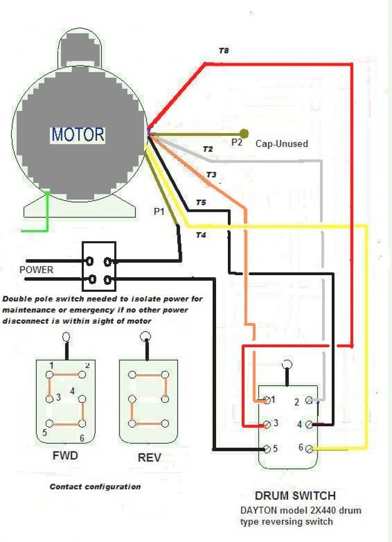 Boat Lift Switch Wiring Diagram