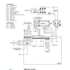 Encoder Wiring Diagram 2005 Kenworth W900 Diagrams Linear Library