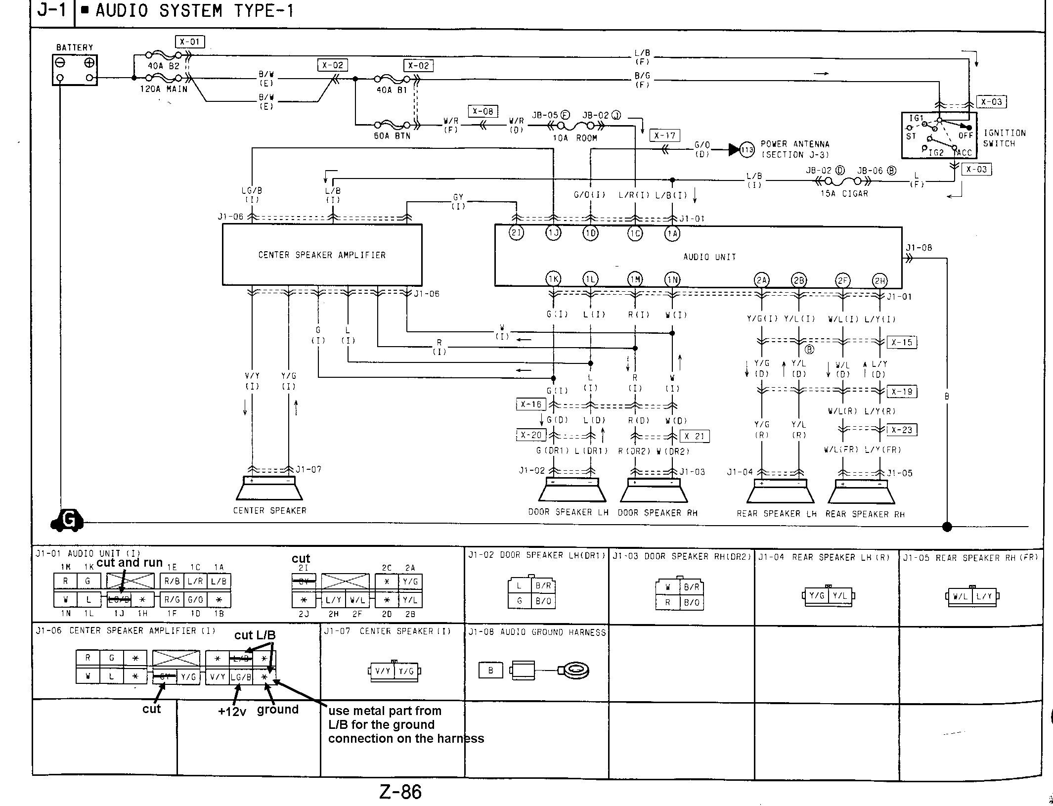 jeep jl wiring diagram kitchenaid superba refrigerator wj harness diy enthusiasts diagrams tweeter