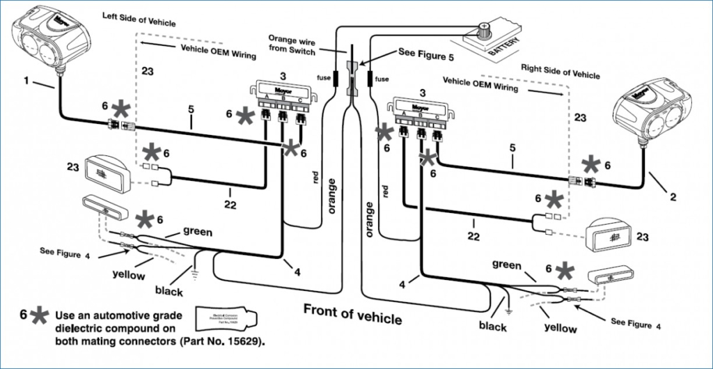 myers plow pump diagram