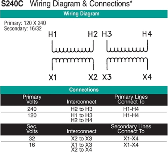 Diagram Database Just The Best, Acme Transformer Buck Boost Wiring Diagrams