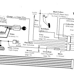 Car Alarm Installation Wiring Diagram House Electrical Collection