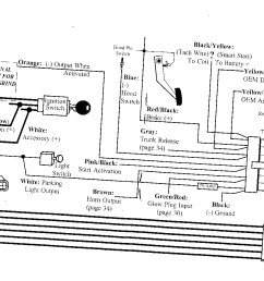 car alarm installation wiring diagram collection bulldog car wiring diagrams in club diagram 36 volt [ 2208 x 944 Pixel ]