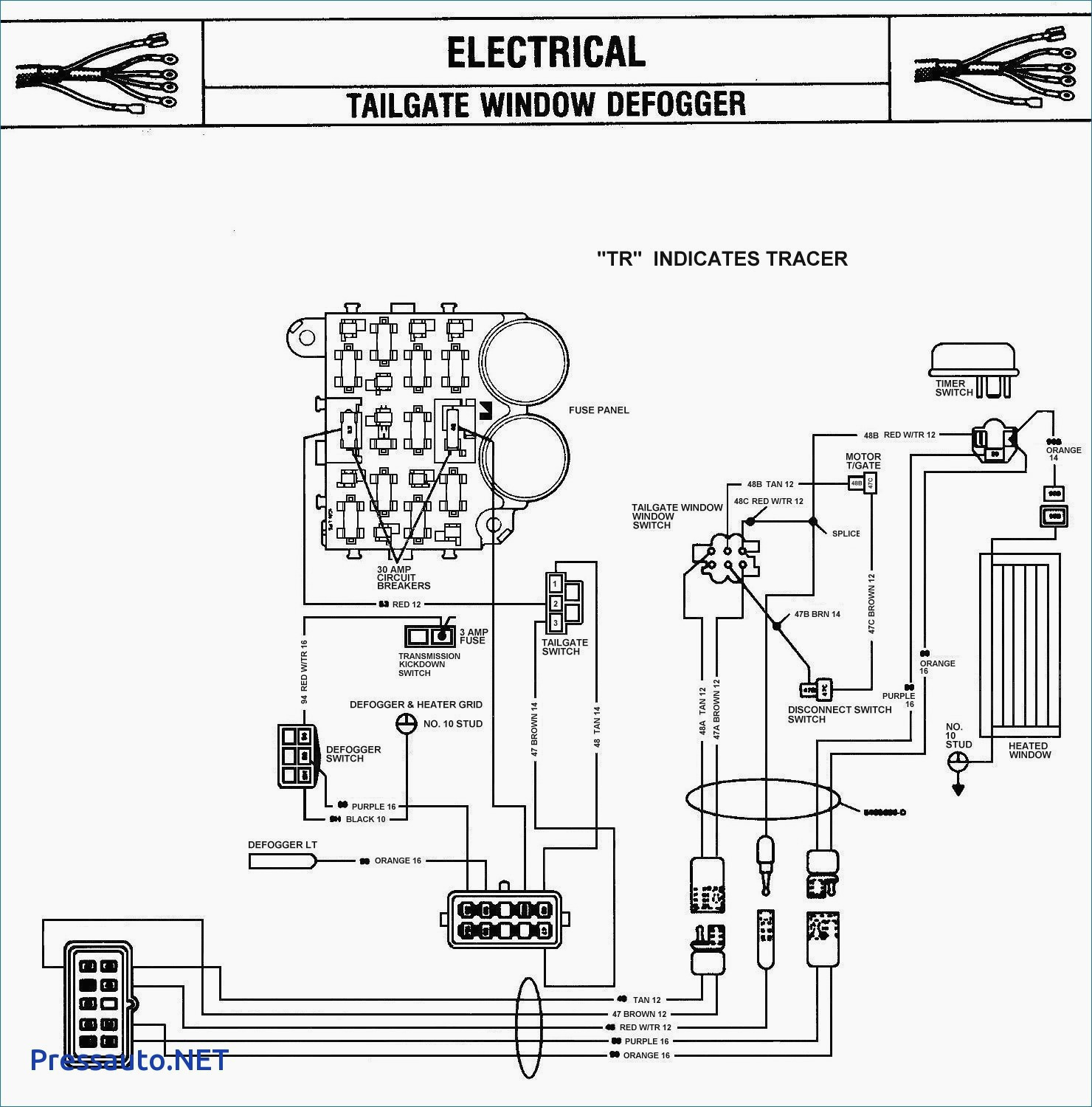 Windlass Wiring Diagram Sample
